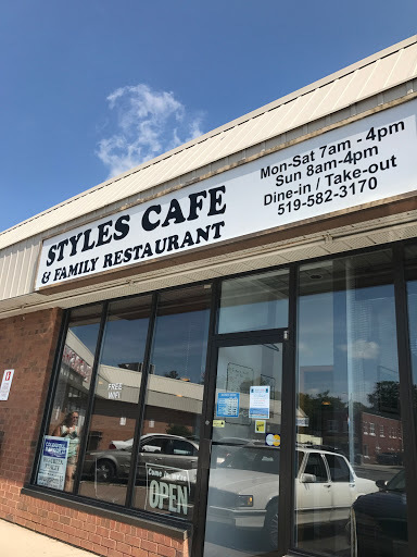 Styles Cafe and Family Restaurant