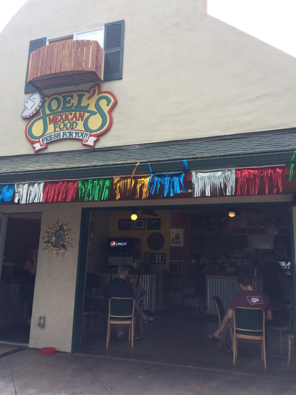 Joel`s Mexican Food